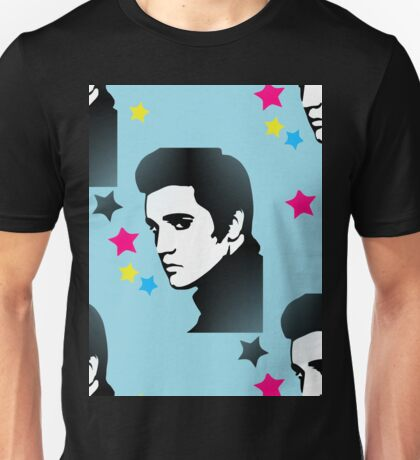 star elvis presley Unisex T-Shirt