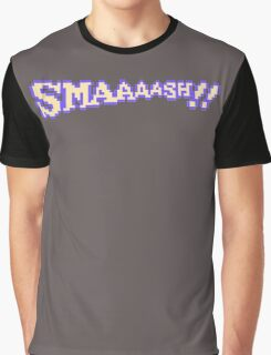 Ness and his lucky bat SMAAAASH!! Graphic T-Shirt