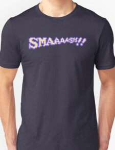Ness and his lucky bat SMAAAASH!! T-Shirt