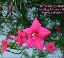 Floral Choir by bluerose9062