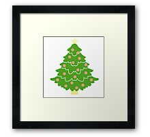 O' Christmas Tree #1 Framed Print