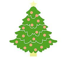 O' Christmas Tree #1 Photographic Print