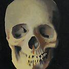 Human skull #2 by Zeb Shaffer