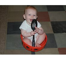 Trick or Treat Lucy....... Photographic Print