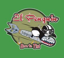 EL PENGUIN - Born to Fly Kids Clothes