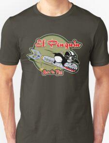 EL PENGUIN - Born to Fly Unisex T-Shirt