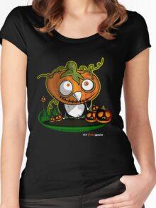 EL PUMPGUIN Women's Fitted Scoop T-Shirt
