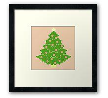 O' Christmas Tree #3 Framed Print
