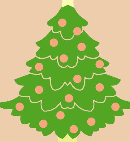 O' Christmas Tree #3 Sticker