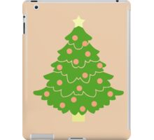 O' Christmas Tree #3 iPad Case/Skin