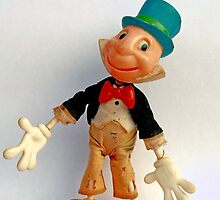 Jiminy Cricket by Marx Toys by Peter Bodiam