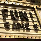 Fun and Games by Anthony Ross