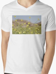 desert colours Mens V-Neck T-Shirt