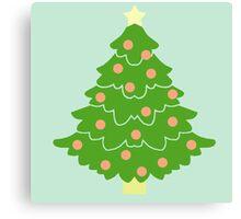 O' Christmas Tree #4 Canvas Print