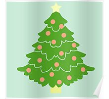 O' Christmas Tree #4 Poster