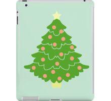 O' Christmas Tree #4 iPad Case/Skin