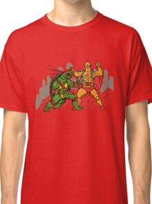 Teenage Mutant Gamera Ninja Classic T-Shirt