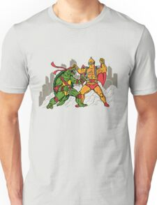 Teenage Mutant Gamera Ninja Unisex T-Shirt
