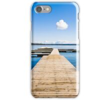 Fallen Lake iPhone Case/Skin
