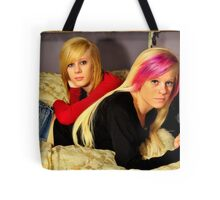 Twin Premier Tote Bag