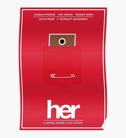 Her film poster Poster