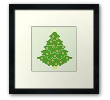 O' Christmas Tree #5 Framed Print
