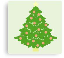 O' Christmas Tree #5 Canvas Print