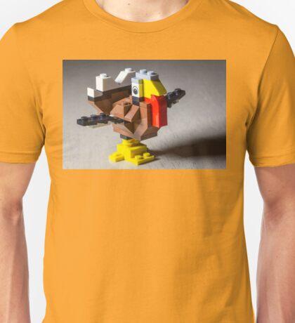 Turkey Day Bird Unisex T-Shirt
