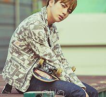 BTS/Bangtan Sonyeondan - Jin Teaser #1 by skiesofaurora