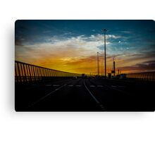 Westgate Sunrise Canvas Print