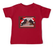 Christmas Rottweilers: A Time Of Joyous Giving  Baby Tee
