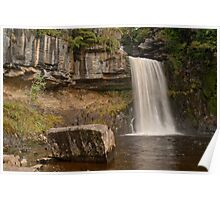 Thornton Force Waterfall Poster