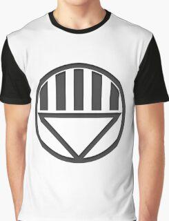 Black Lantern Insignia Graphic T-Shirt