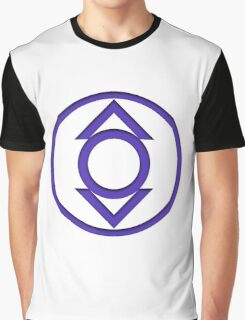 Indigo Tribe Insignia Graphic T-Shirt