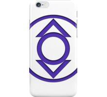 Indigo Tribe Insignia iPhone Case/Skin