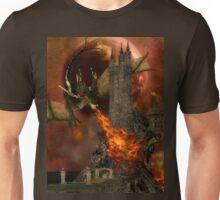Dragon's Siege Unisex T-Shirt