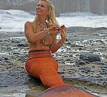 Mermaid Tresses by AlynnArts