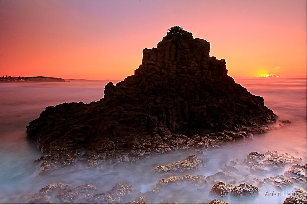 Another Cathedral Rocks  by Arfan Habib