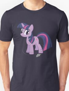 Bring that pony down! - color Unisex T-Shirt