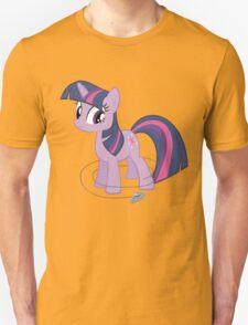 Bring that pony down! - color Unisex T-Shirt