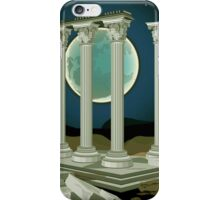 Ancient Antique Greek Parthenon Ruins iPhone 5 / iPhone 4 Case iPhone Case/Skin