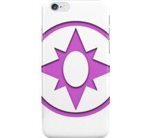 Star Sapphire Insignia iPhone Case/Skin