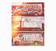 Vintage Graffiti New York. Unisex T-Shirt