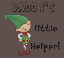 Elf - Daddy's Little Helper Kids Clothes