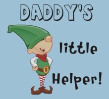 Elf - Daddy's Little Helper Kids Clothes