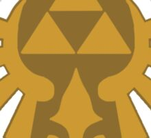 Hylian Crest Sticker