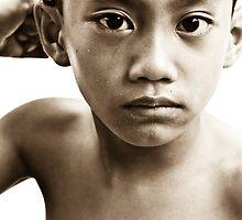 Balinese Kid by misterhan