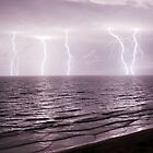 Lightning 5-11-2012 by Madelaine Bleckly