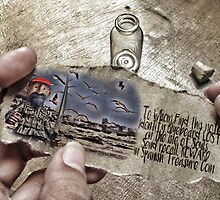 Message in a Bottle by GolemAura