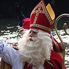 The Arrival of Sinterklaas (Saint Nick) by Alison Netsel
